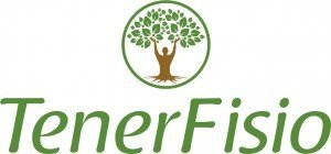 TenerFisio logo sobre blanco